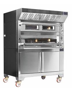 Four à pizza électrique Mecanica