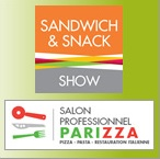Sandwich & Snack Show / Parizza