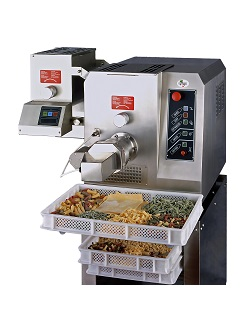 Presses p55dv machines p tes professionnelles - Machine a pate penne ...